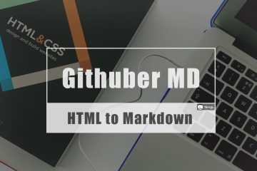 Githuber MD – HTML to Markdown Helper