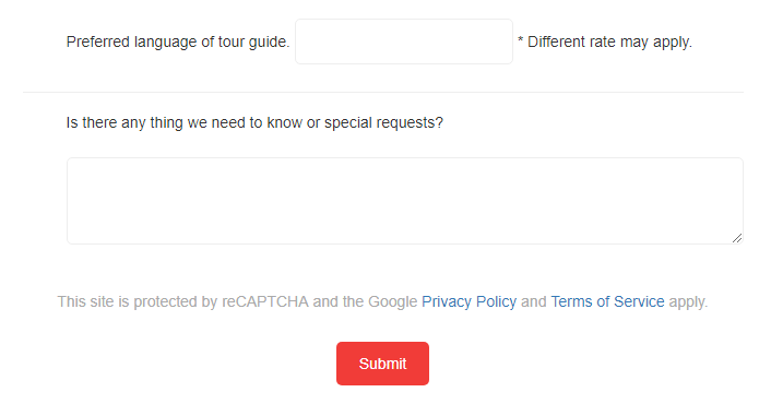 Hide Google reCAPTCHA V3 Badge Without Breaking The Rules